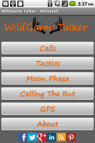 WildGame Talker - Whitetail- screenshot