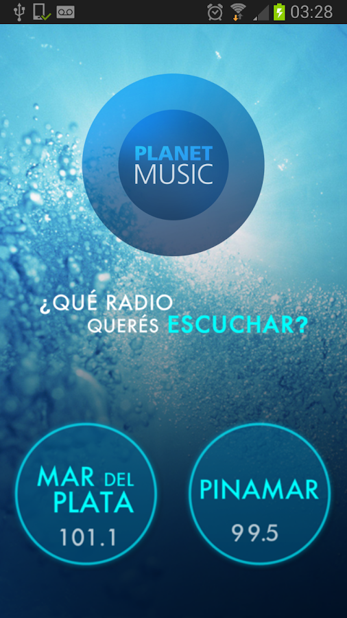 Planet Music Radio FM- screenshot