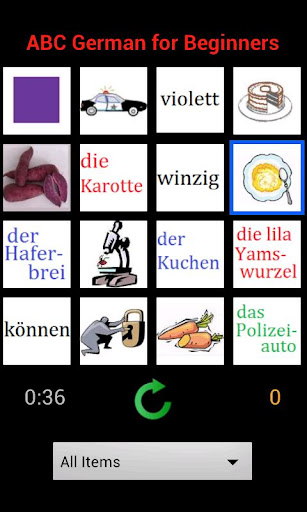 ABC German for Beginners