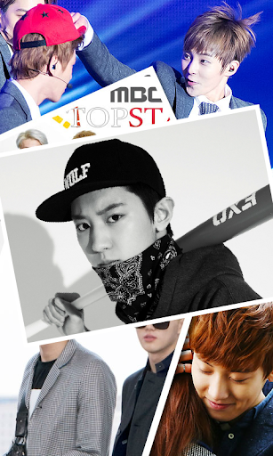 EXO chanyeol Wallpaper- KPOP