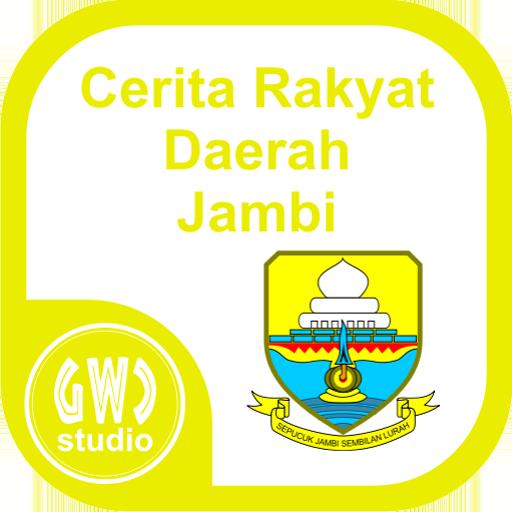 Cerita Rakyat Daerah Jambi LOGO-APP點子