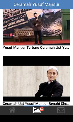 Ceramah Yusuf Mansur