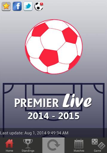 Premier Live 2014-2015