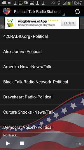 Political Talk Radio Stations