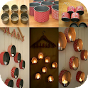 DIY Candle Holder Ideas icon