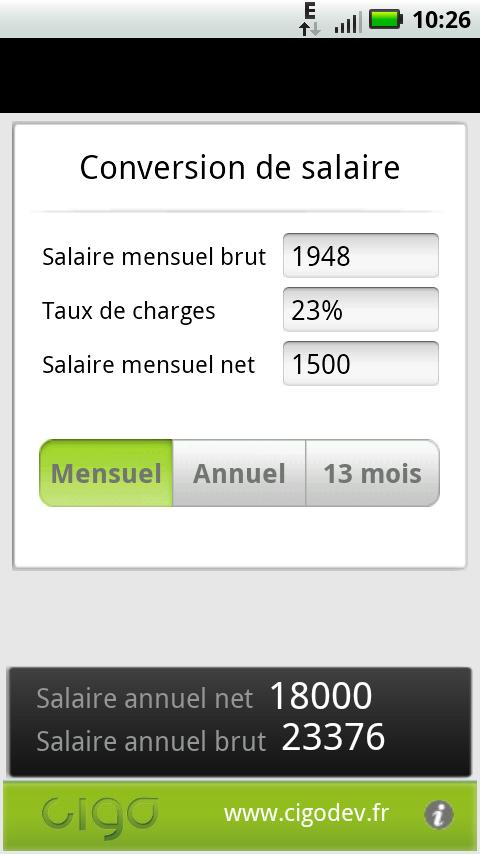 salaire brutnet android apps on play