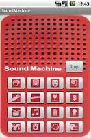 Screenshot of SoundMachine