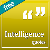 ❝ Intelligence quotes