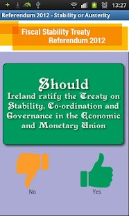 Ireland Referendum 2012- screenshot thumbnail