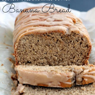Gluten-Free Browned Butter Banana Bread.