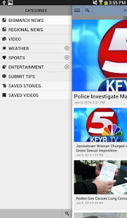 KFYR-TV Mobile News - screenshot thumbnail