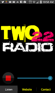 TWO22 Radio - screenshot thumbnail