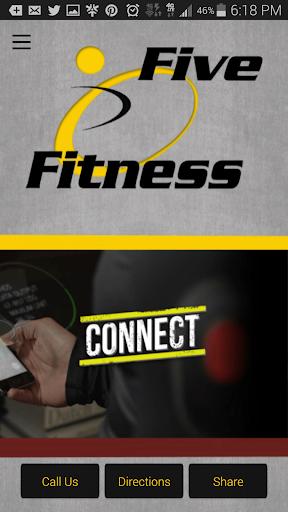 Five-O-Fitness