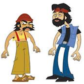 Cheech and Chong Board