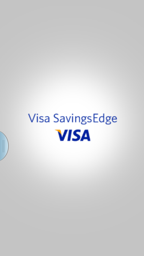 Visa SavingsEdge- screenshot