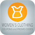 Womens Clothing Coupon I'm in! icon