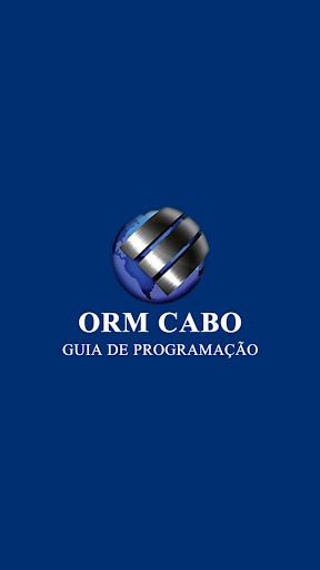 ORMCABO Guia de Programação
