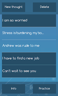 AEON Mindfulness App- screenshot thumbnail