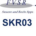 Das richtige Konto im  SKR03