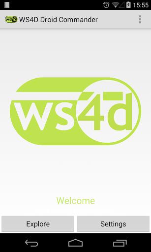 WS4D Droid Commander Beta