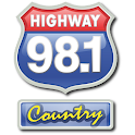 Highway 98.1 Country icon