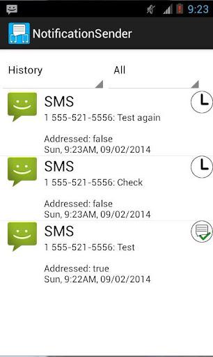 免費下載生產應用APP|Notification Sender app開箱文|APP開箱王