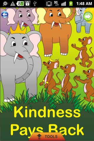 Kindness Pays Back- Story Kids