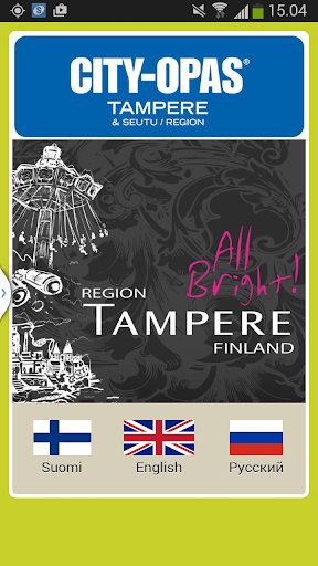 CITY-OPAS Tampere Region