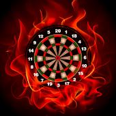 Fire Darts Score