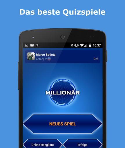 Millionär Quiz Deutsch Gratis