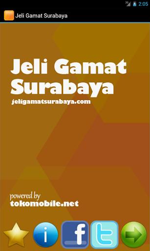 Jeli Gamat Surabaya