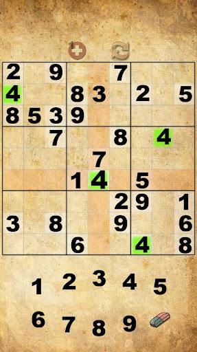 玩免費解謎APP 下載Sudoku Free app不用錢 硬是要APP