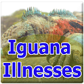 Iguana Illnesses logo