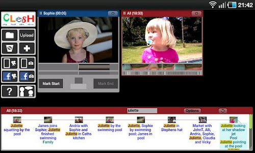 Clesh Video Editor screenshot 4