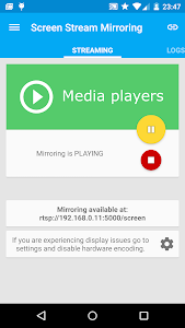 Screen Stream Mirroring v2.0.6