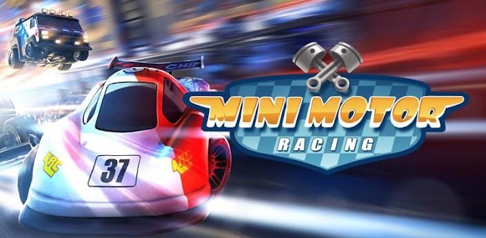 Mini Motor Racing Android İndir