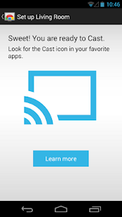 Chromecast - screenshot thumbnail