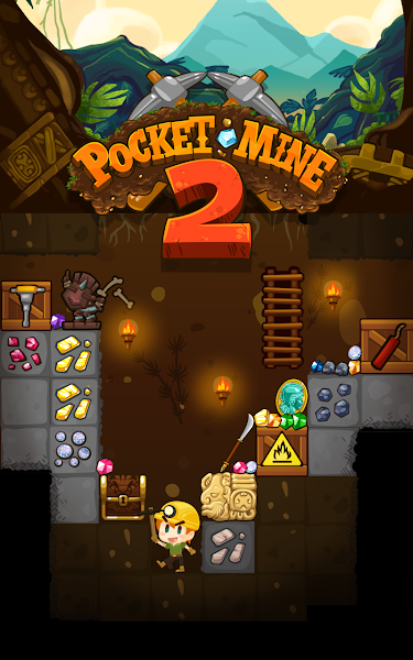 Pocket Mine 2 v3.7.0.58 [Free Shopping]