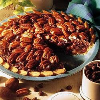 Chocolate Chip Pecan Pie by CRISCO®.