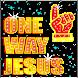 Jesus One Way Live Wallpaper