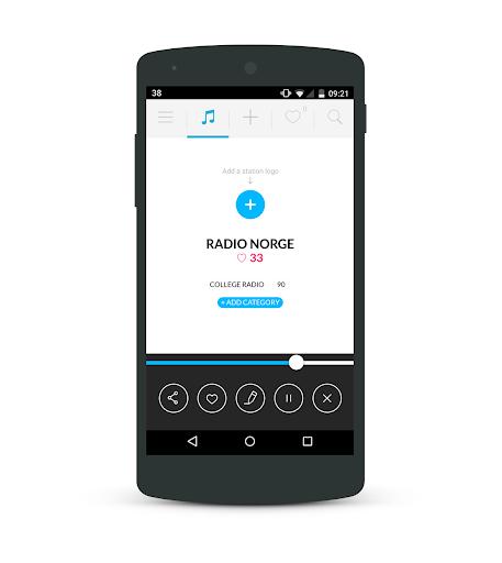 玩免費音樂APP|下載ノルウェーのラジオ app不用錢|硬是要APP