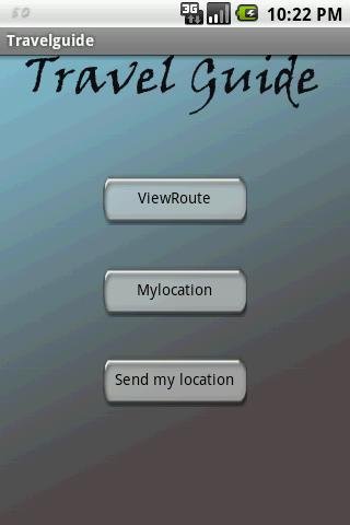 Free - Travelguide