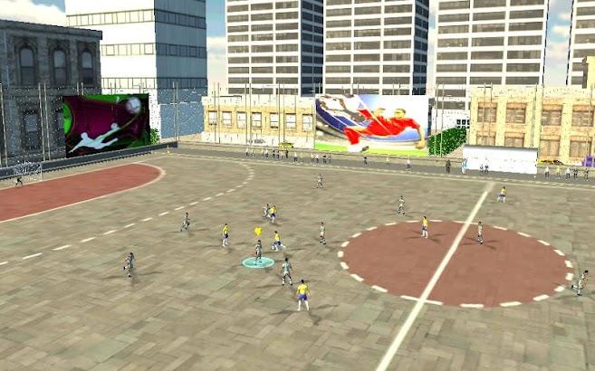 Soccer Street Star screenshot