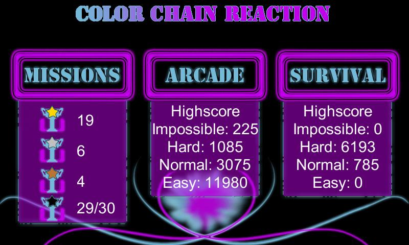 Color Chain Reaction- screenshot