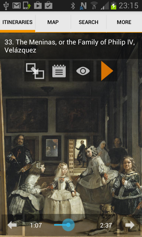 Prado Museum - Madrid- screenshot