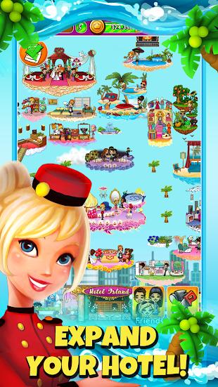 Hotel Island: Paradise Story- screenshot thumbnail