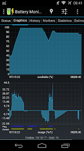 3C Battery Monitor Widget- screenshot thumbnail