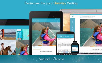 Journal (by Journey) Screenshot 1