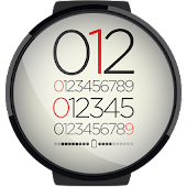 AllNumbers HD Watch Face
