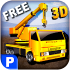 3D Crane Parking Simulator-BIG icon